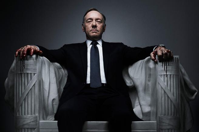 "Frank ""Realpolitik"" Underwood"